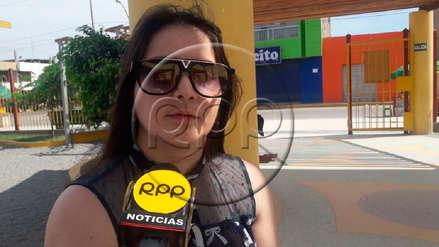 """Katiuska del Castillo tras salir de prisión: """"Las investigaciones siguen su curso y esperemos que pase lo mejor"""""""