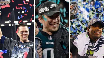 New England Patriots: conoce a los últimos campeones del Super Bowl
