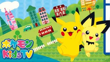 Pokémon Kids TV: Un canal de Youtube oficial con canciones y videos para los más pequeños del hogar