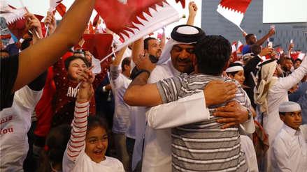Euforia en Qatar tras ganar su primera Copa Asiática