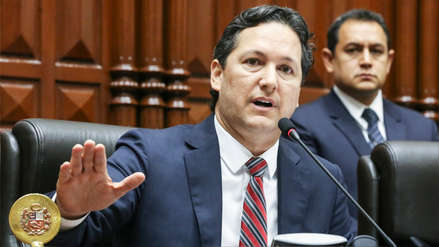 Daniel Salaverry anunció que prohibirá ingreso al Congreso a acosador de Marisa Glave