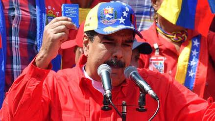Maduro ante ultimátum de Unión Europea: