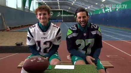 Super Bowl   Claudio Pizarro dio su pronóstico del partido entre England Patriots y Los Angeles Rams