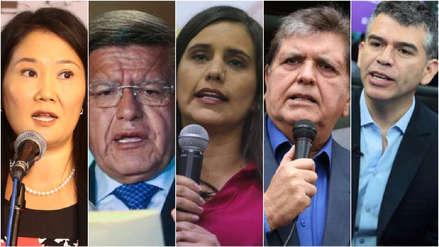 IEP | ¿Quiénes son los líderes políticos con mejor y peor imagen?