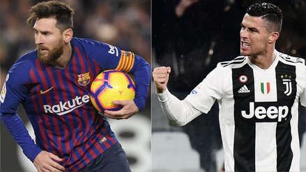 Lionel Messi y Cristiano Ronaldo: el Top 10 de la clasificación de la Bota de Oro