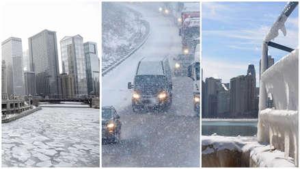 La temperatura comienza a subir en EE.UU. después del frío extremo [FOTOS]