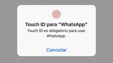 WhatsApp ya permite bloquear chats con huella dactilar o Face ID en iOS | ¿Cómo hacerlo?