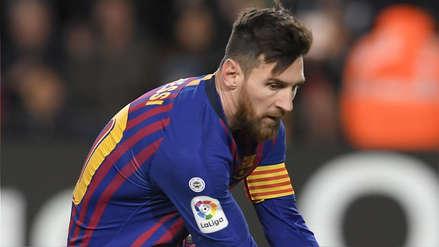 Barcelona vs. Real Madrid: Lionel Messi no entrena y se mantiene en duda