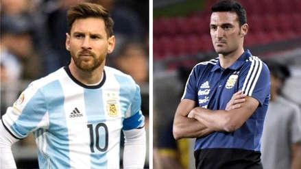 Lionel Scaloni admite no tener comunicación con Lionel Messi: ¿será convocado en marzo?
