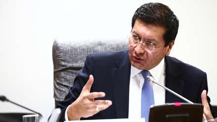 Exministro Carlos Paredes y su hermano adquirieron propiedades valorizadas en US$ 3'800,000
