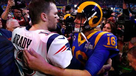 Tom Brady tras ganar el Super Bowl: