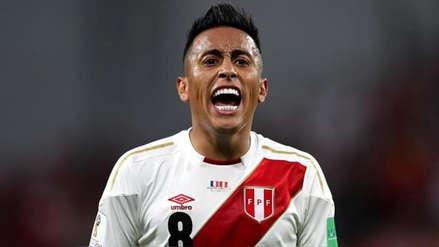 Se cayó el pase de Christian Cueva a Independiente y el peruano no jugará en el 'Rojo'