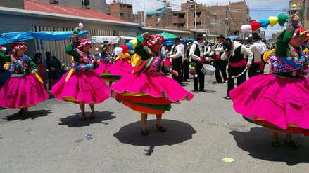 Así se vive la fiesta de la Virgen de la Candelaria en Puno [FOTOS]