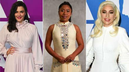 Oscar 2019: Lady Gaga, Yalitza Aparicio y más estrellas que brillaron en el almuerzo de nominados