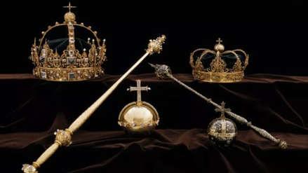 La Policía sueca recuperó las joyas reales robadas en agosto