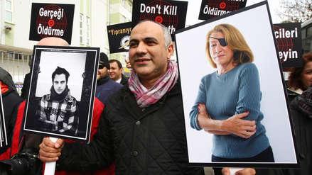 Corte de EE.UU. ordenó a Siria pagar más de 300 millones de dólares por muerte de periodista