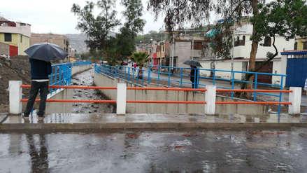 Arequipa | Un muerto y viviendas inundadas por torrencial lluvia