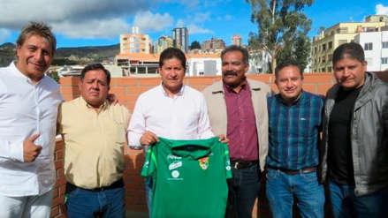 El nuevo DT de Bolivia anima a la hinchada a ilusionarse con la clasificación a Qatar 2022
