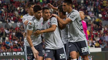 Atlas ganó 4-2  a Leones Negros por la quinta fecha de la Copa MX
