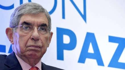 Denuncian por violación a Óscar Arias, expresidente de Costa Rica y Nobel de la Paz