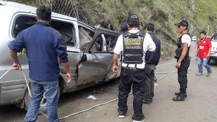 Dos muertos y nueve heridos por deslizamiento de rocas en vía usada para ir a Machu Picchu