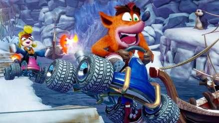 Crash Team Racing: Nitro-Fueled luce increíble en los primeros gameplays del esperado videojuego