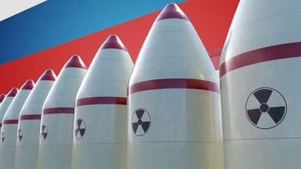 Rusia desarrolla nuevos misiles tras la suspensión de su participación en el tratado sobre armas nucleares