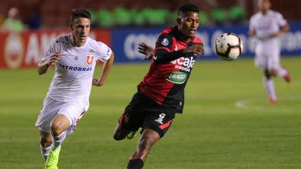 Melgar vs. U. de Chile: resultado, gol y resumen del partido por la fase 2 de la Copa Libertadores