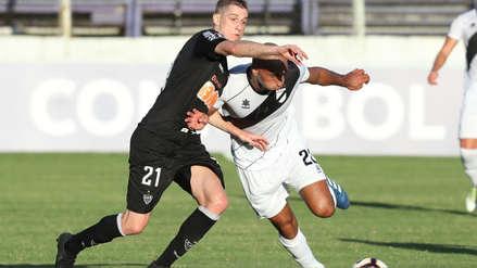 Danubio empató 2-2 con Atlético Mineiro en partido de ida por la Copa Libertadores 2019