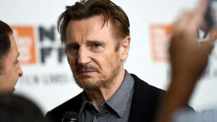 Liam Neeson asegura no ser racista tras confesar que intentó matar a un hombre