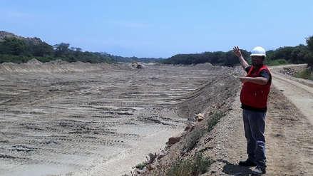 El PSI pagó más de S/ 7 millones por trabajos no ejecutados en un tramo del río La Leche