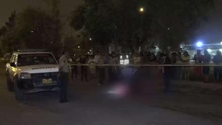 Una mujer murió atropellada por un automóvil que iba a excesiva velocidad en Comas