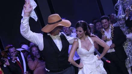 Maju Mantilla cumplió siete años de casada y compartió fotos inéditas de su boda [FOTOS]