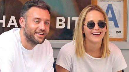 ¡Jennifer Lawrence se comprometió! Esta es su historia de amor con Cooke Maroney