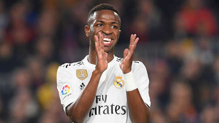 Vinicius Junior entró en la historia del Real Madrid y sus duelos ante Barcelona