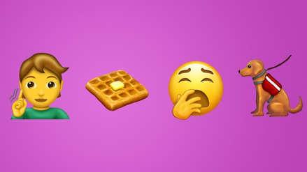 Nuevos emojis para el 2019: lista incluye 230 nuevas imágenes