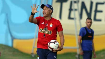 Alexis Mendoza dio sus descargos sobre su salida de Sporting Cristal