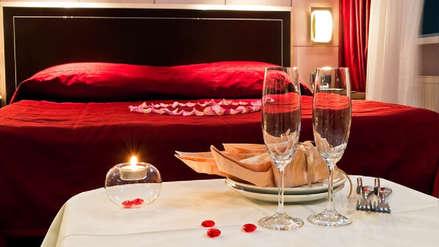 San Valentín: Así cuesta en promedio un hotel para celebrar esta fecha