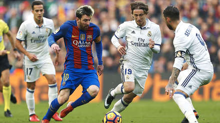 Así marchan las apuestas para el clásico Barcelona vs. Real Madrid