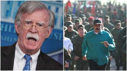 EE.UU. dispuesto a exonerar de sanciones a militares de Venezuela que apoyen a Juan Guaidó