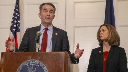 Indignación en EE.UU. y pedidos de renuncia contra gobernador por esta foto racista