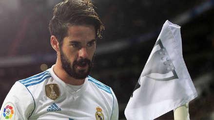 Barcelona vs. Real Madrid: Isco se peleó con un compañero en entrenamiento merengue
