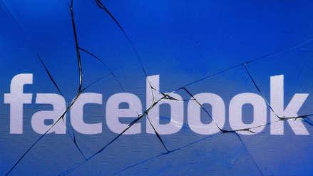 Facebook se cayó: usuarios reportaron que la red social estuvo fuera de servicio