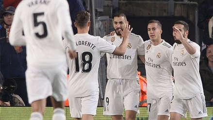 Barcelona vs. Real Madrid EN VIVO: Lucas Vázquez ingresó a selecto grupo de jugadores tras gol en el Camp Nou