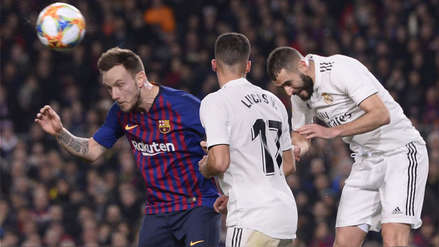 Barcelona vs. Real Madrid: Lucas Vázquez y Malcom anotaron en el clásico español en Copa del Rey