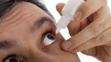 En el 2018, el 40% de consultas en el Instituto Nacional de Oftalmología se debieron al ojo seco