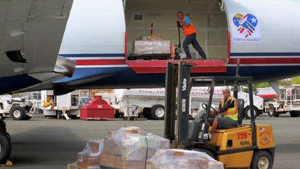 Puerto Rico asegura que logró ingresar ayuda humanitaria a Venezuela