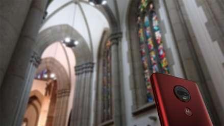 La cámara del Moto G7 Plus puesta a prueba