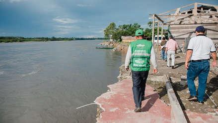 Río Inambari se desbordó y arrasó 30 viviendas en Madre de Dios [VIDEO]