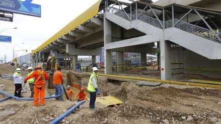 SJL | Contraloría identificó anomalías en tuberías reubicadas por obras en el Metro de Lima